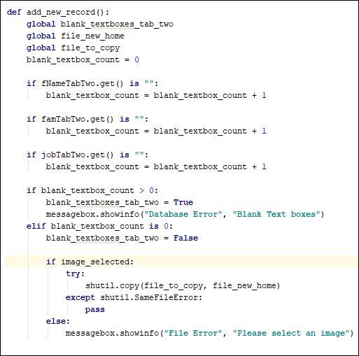 Using shutil in Python