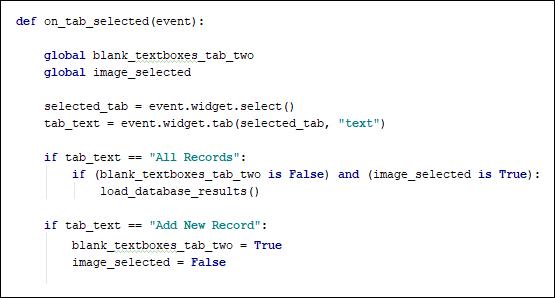 Boolean error checking in Python