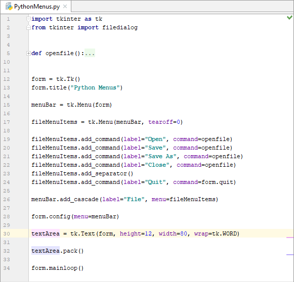 Free Python Course: Tkinter Text Widgets